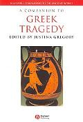 Companion to Greek Tragedy