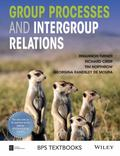 Group Processes and Intergroup Relations (BPS Textbooks in Psychology)