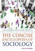 Concise Encyclopedia of Sociology