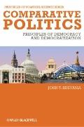 Comparative Politics : Principles of Democracy and Democratization