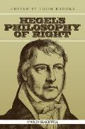 Hegel′s Philosophy of Right