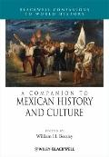 Companion to Mexican History and Culture