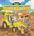 Busy Day at the Construction Site