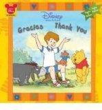 Winnie the Pooh Gracias / Thank You (Disney 8x8)
