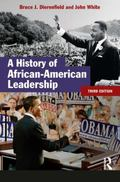 A History of African-American Leadership (Studies In Modern History)