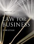 Smith and Keenan's Law for Business: AND Onekey Coursecompass Access Card