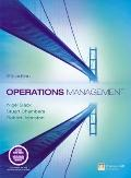 Operations Management: WITH Service Operations Management AND Management Accounting for Deci...