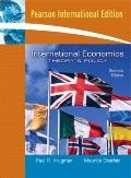 International Economics: Theory and Policy: WITH