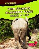 Who Picks Up Elephant Poo Working at Zoo (Read Me Wild Work)