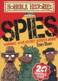 Spies (Horrible Histories Handbooks)