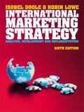 International Marketing Strategy 6e