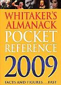 Whitaker's Pocket Reference 2009