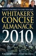 Whitaker's Concise Almanack 2010