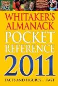 Whitaker's Almanack Pocket Reference 2011