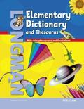 Longman Elementary Dictionary (American) and Thesaurus (American Elementary Dictionary and T...