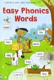 Easy Phonic Words (Very First Reading)