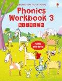 Phonics Workbook 3 (Very First Reading)