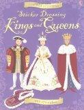 Sticker Dressing: Kings & Queens (Usborne Sticker Dressing)