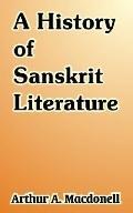 History of Sanskrit Literature