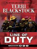 Line of Duty (Thorndike Press Large Print Christian Mystery)