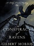 A Conspiracy of Ravens (Thorndike Press Large Print Christian Historical Fiction)
