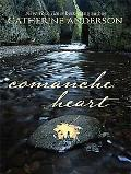 Comanche Heart (Wheeler Large Print Book Series)