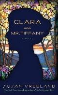 Clara and Mr. Tiffany (Thorndike Press Large Print Basic Series)