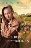 A Bond Never Broken (Thorndike Press Large Print Christian Fiction)