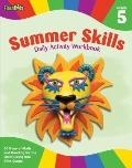 Summer Skills Daily Activity Workbook: Grade 5 (Flash Kids Summer Skills)