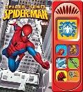 Little Sound Spiderman (Little Sound Book)