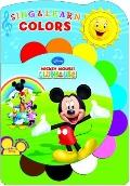 Mickey Mouse Clubhouse Sing and Learn Colors