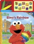 Elmos Fun Day Rainbow: Color Along Sound & Activity Book