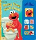 Potty Time with Elmo: 7 Button Little Sound Book (Play-a-Song Series) - Staff of Publication...