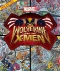 Look and Find Wolverine and X Men