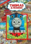 Thomas & Friends Look & Find