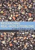 Researching Real-world Problems A Guide to Methods of Inquiry