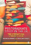 Postgraduate Study in the Uk The International Student's Guide