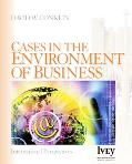 Cases In The Environment Of Business International Perspectives