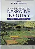 Handbook of Narrative Inquiry Mapping a Methodology