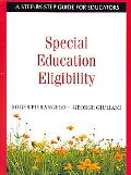 Special Education Eligibility A Step-by-step Guide for Educators