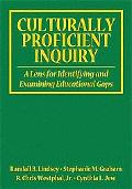 Culturally Proficient Inquiry