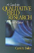 Guide to Qualitative Field Research