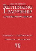 Rethinking Leadership A Collection of Articles
