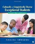 Culturally and Linguistically Diverse Exceptional Students: Strategies for Teaching and Asse...