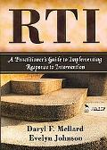 Rti A Practitioner's Guide to Implementing Response to Intervention