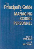 Principal's Guide to Managing School Personnel