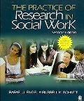 Practice of Research in Social Work