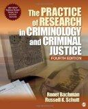 The Practice of Research in Criminology and Criminal Justice: With Spss Cd