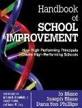 Handbook of School Improvement: How High-Performing Principals Create High-Performing Schools