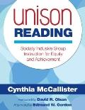 Unison Reading : Socially Inclusive Group Instruction for Equity and Achievement